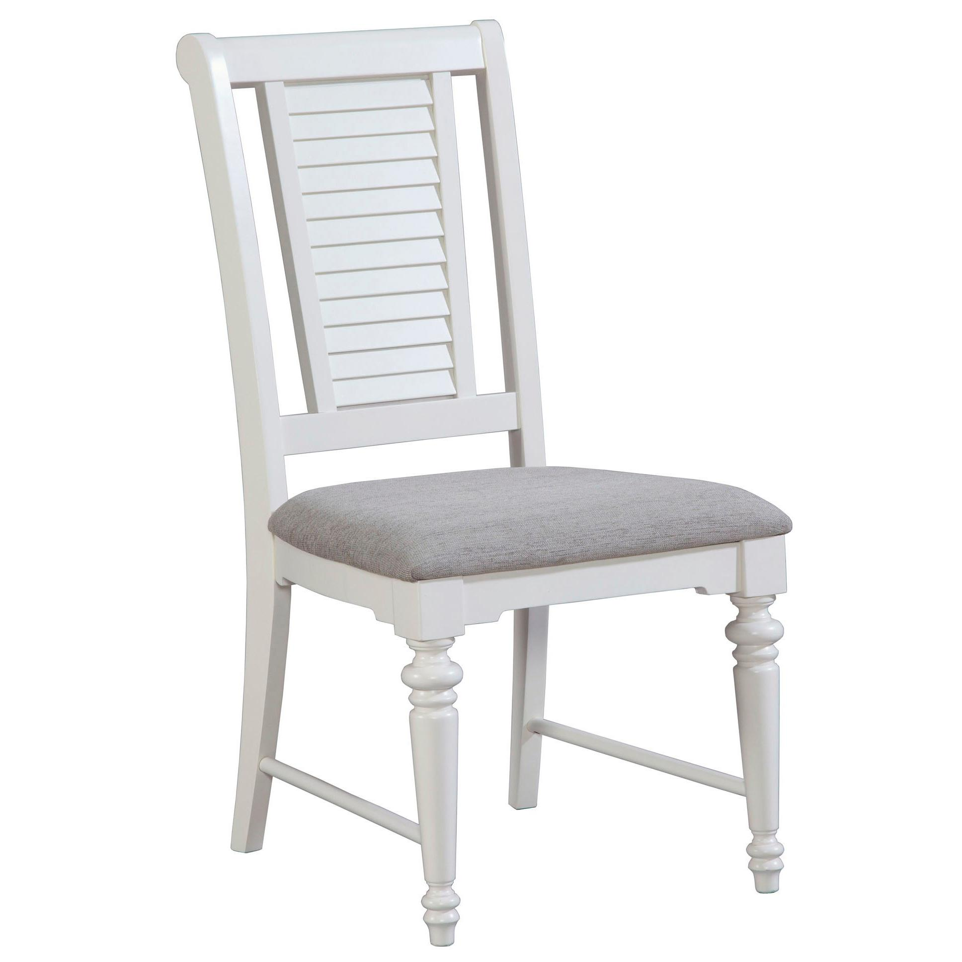 Broyhill Furniture Seabrooke Upholstered Dining Side Chair - Item Number: 4471-581