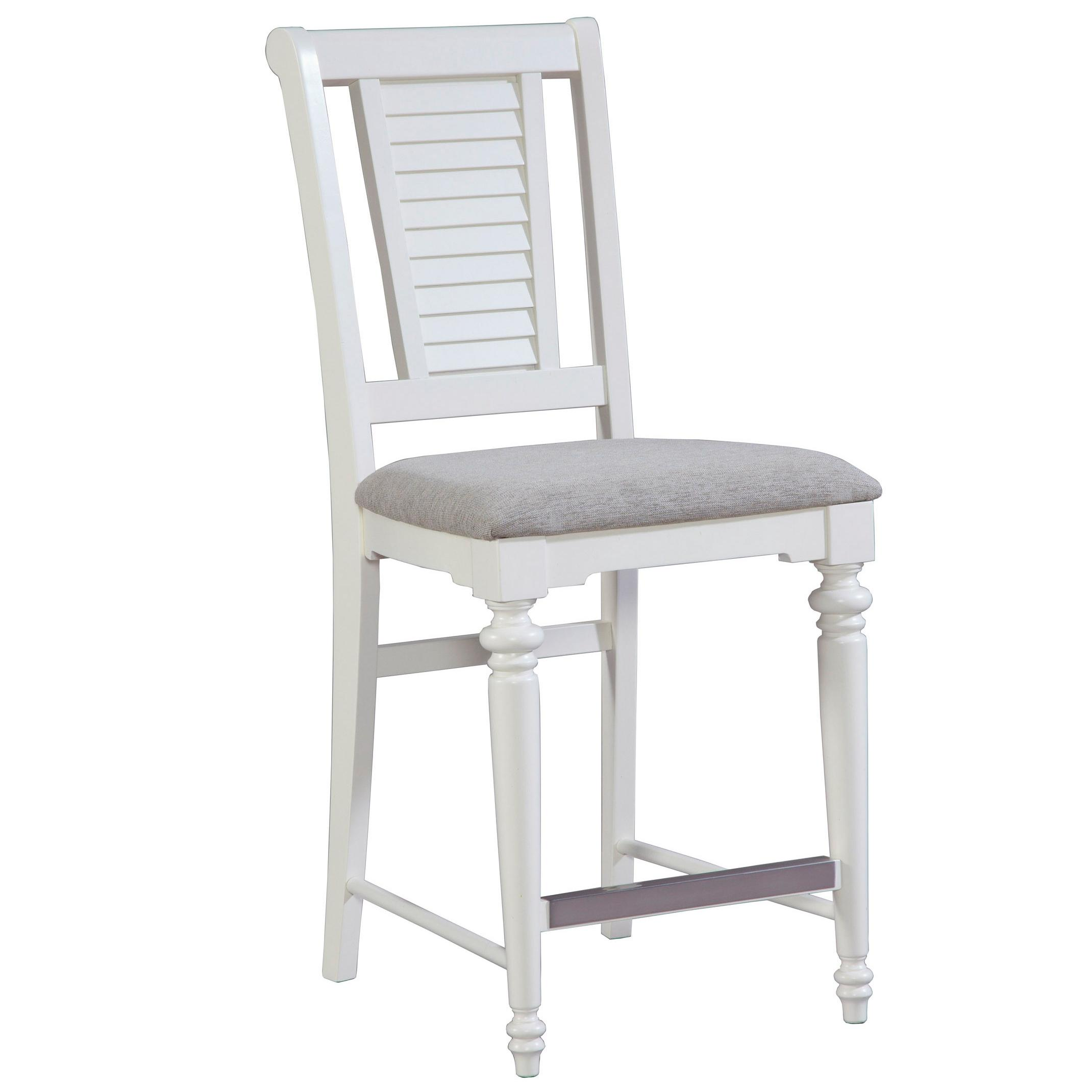Broyhill Furniture Seabrooke Upholstered Counter Stool - Item Number: 4471-591