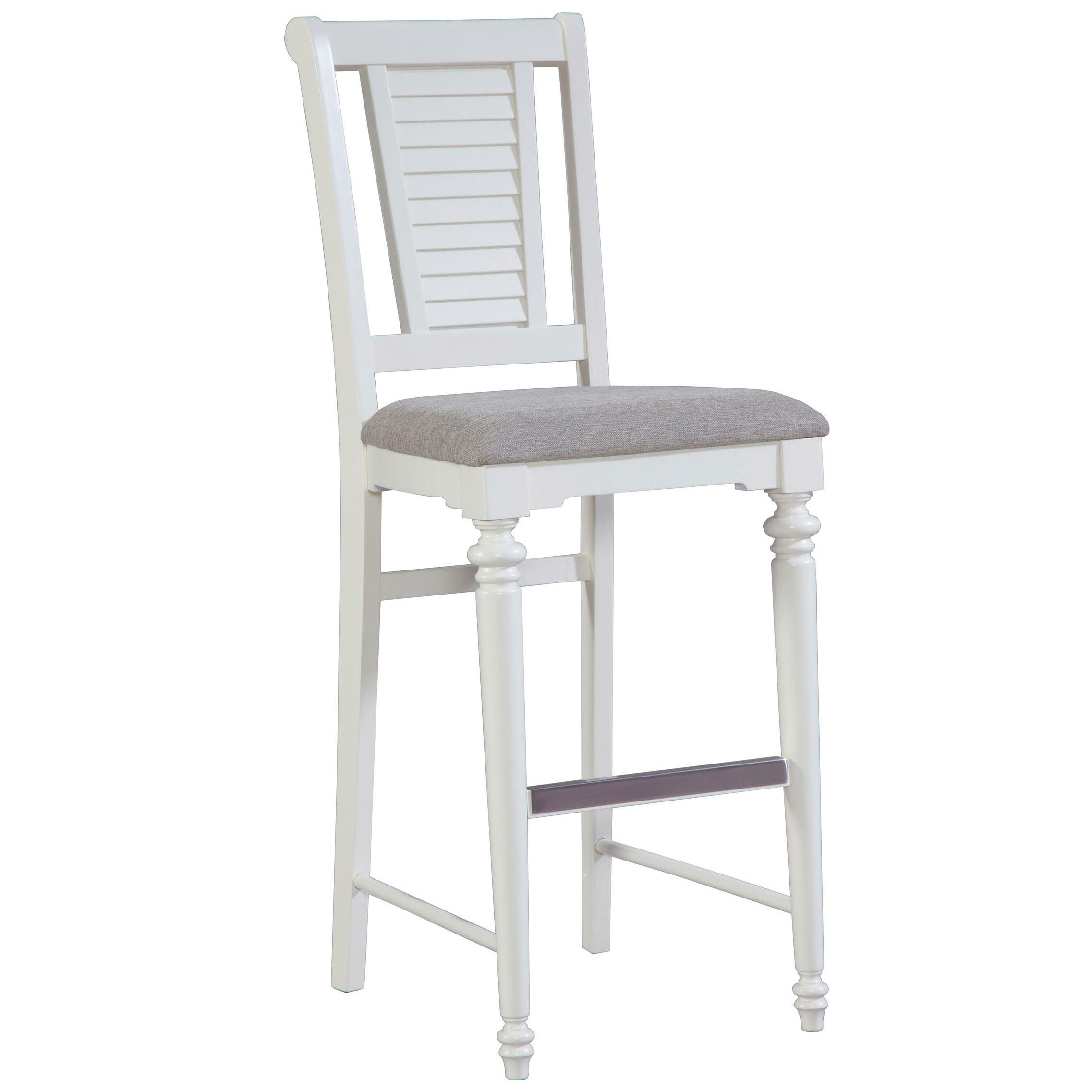 Broyhill Furniture Seabrooke Upholstered Bar Stool - Item Number: 4471-593