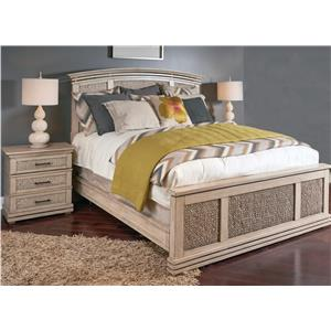 Broyhill Furniture South Haven King Bedroom Group