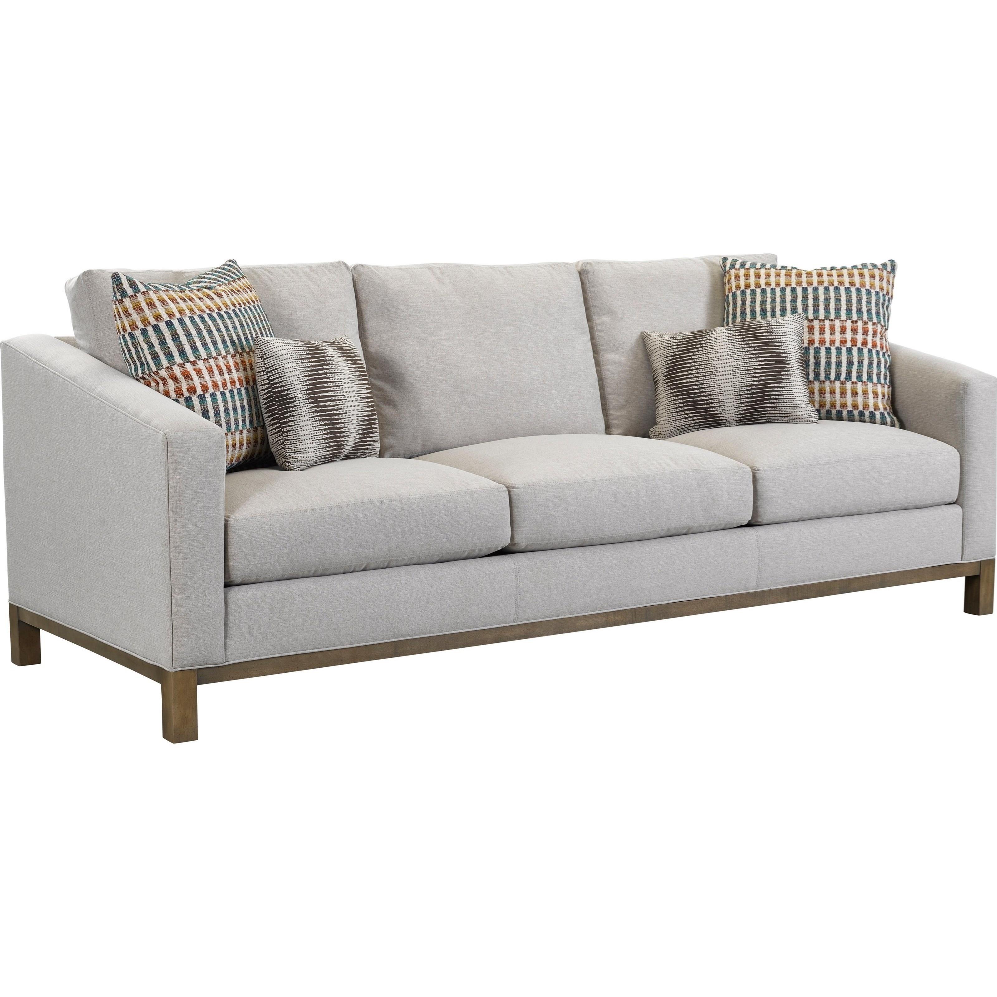 Broyhill Furniture Sundance Sofa Item Number 4307 300