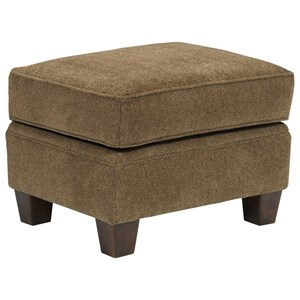 Broyhill Furniture Travis Ottoman