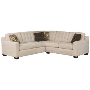 Broyhill Furniture Tribeca Sectional Sofa  sc 1 st  Furniture Dealer Locator - Find your furniture : tribeca sectional - Sectionals, Sofas & Couches