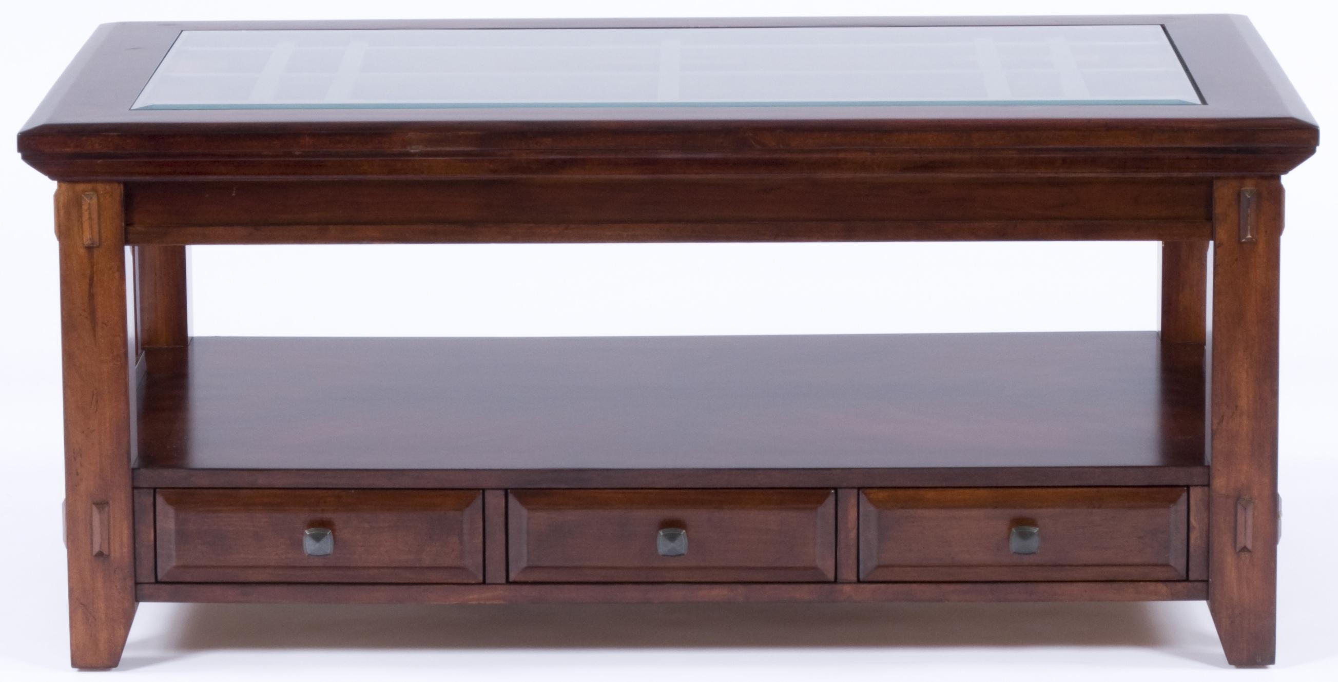 Broyhill Furniture Vantana Rectangular Cocktail Table - Item Number: 4985-001