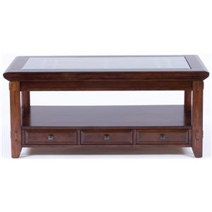Broyhill Furniture Vantana Rectangular Cocktail Table
