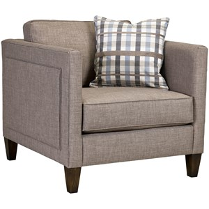 Broyhill Furniture Veda Chair & 1/2