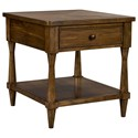 Broyhill Furniture Veronica Drawer End Table - Item Number: 3120-002