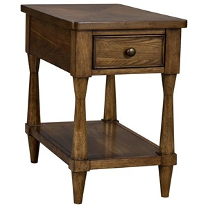Broyhill Furniture Veronica Chairside Table