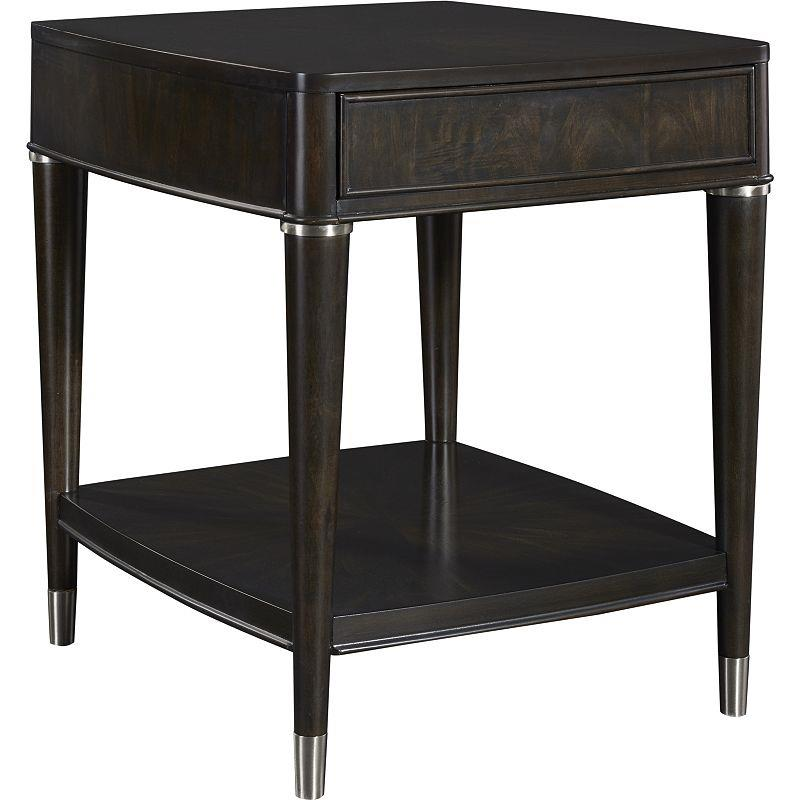 Broyhill Furniture Vibe Drawer End Table - Item Number: 3186-002