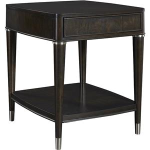 Broyhill Furniture Vibe Drawer End Table
