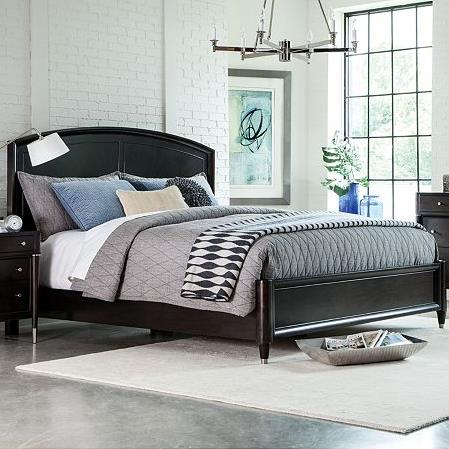 Broyhill Furniture Vibe Queen Panel Bed - Item Number: 4257-250+251+450