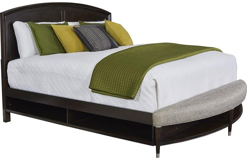 Broyhill Furniture Vibe Cal King Panel Bed with Storage - Item Number: 4257-254+257+465