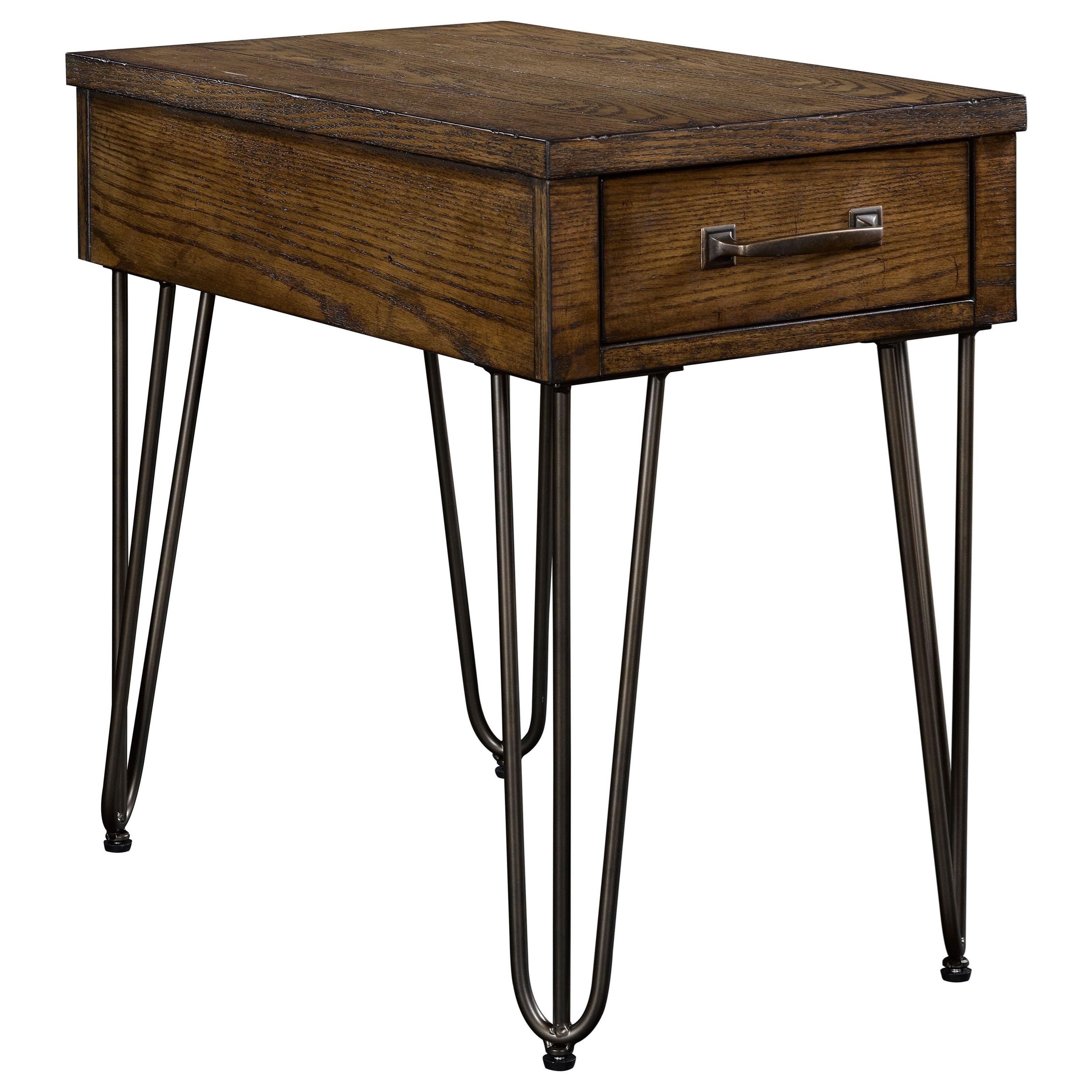 Broyhill Furniture Warren Chairside Table - Item Number: 3121-004