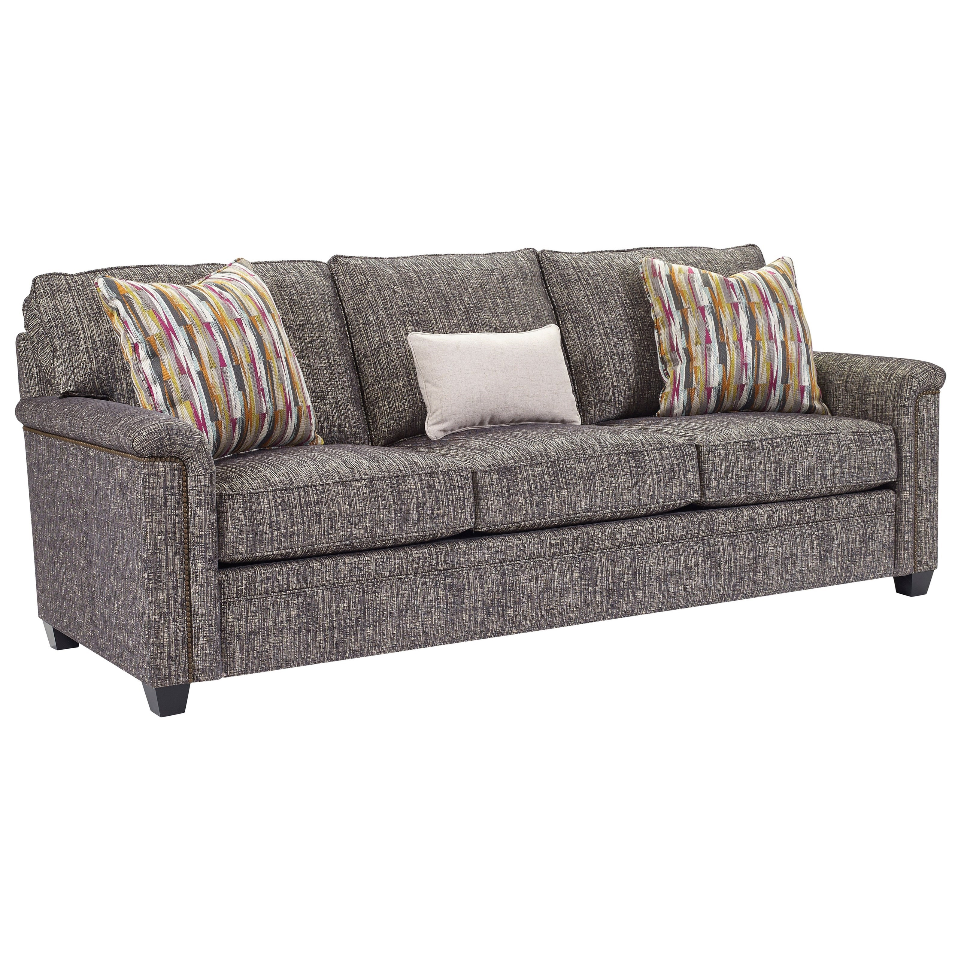 Broyhill Furniture Warren Sofa - Item Number: 4287-3-4681-38