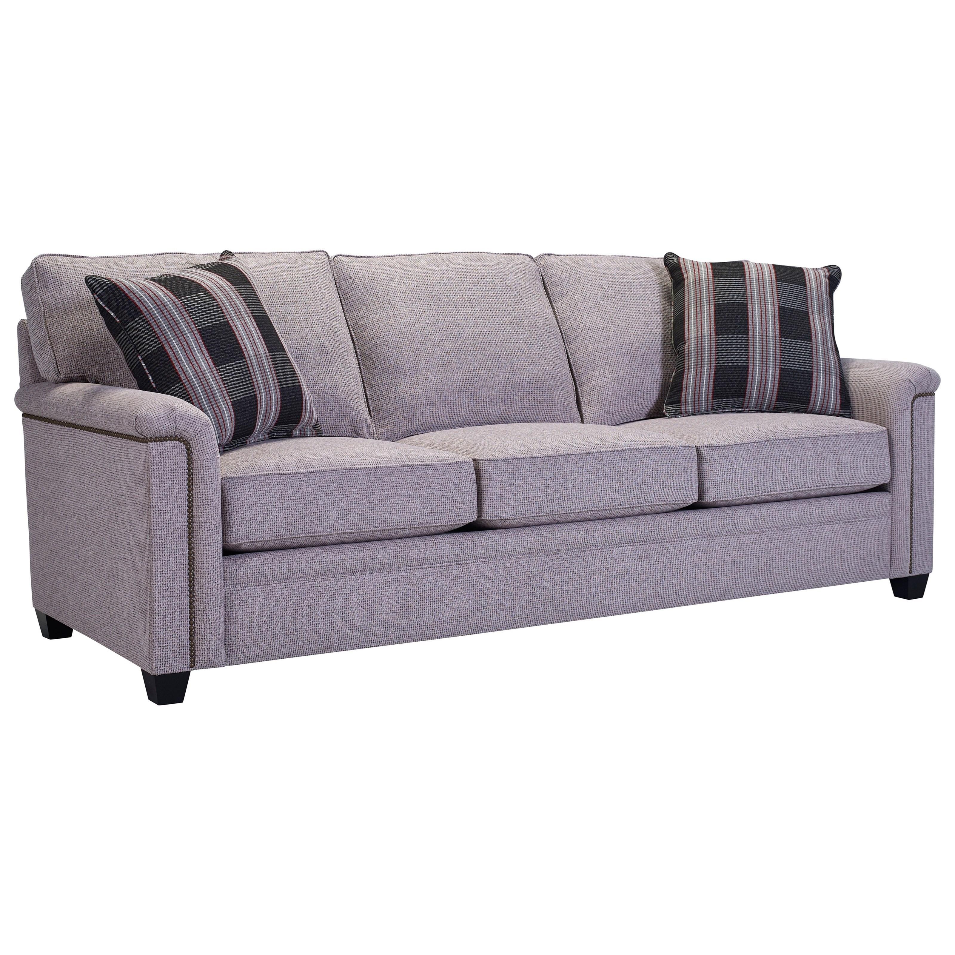 Broyhill Furniture Warren Sofa - Item Number: 4287-3-4695-95