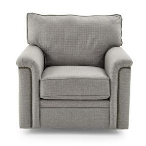 Broyhill Furniture Warren Swivel Chair