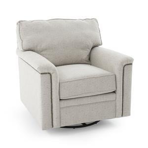 Broyhill Furniture Warren Swivel Chair