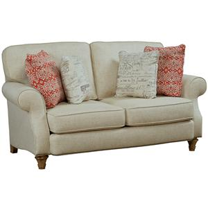 Broyhill Furniture Whitfield Love Seat