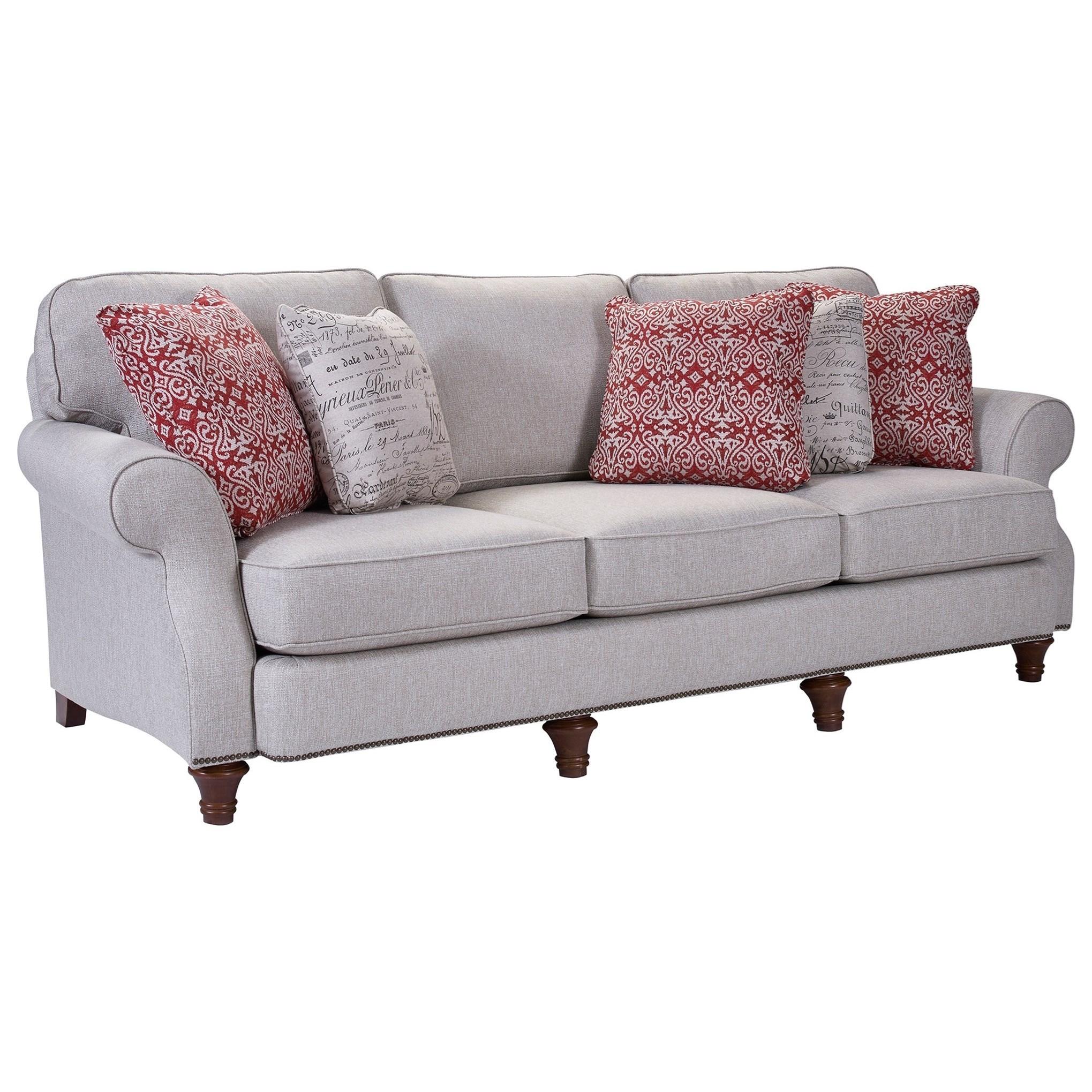 100 [ Lenoir Chair pany Broyhill ]