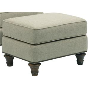 Broyhill Furniture Whitfield Upholstered Ottoman