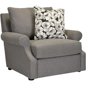 Broyhill Furniture 4416 Chair & 1/2