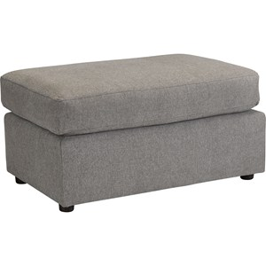 Broyhill Furniture 4416 Ottoman & 1/2
