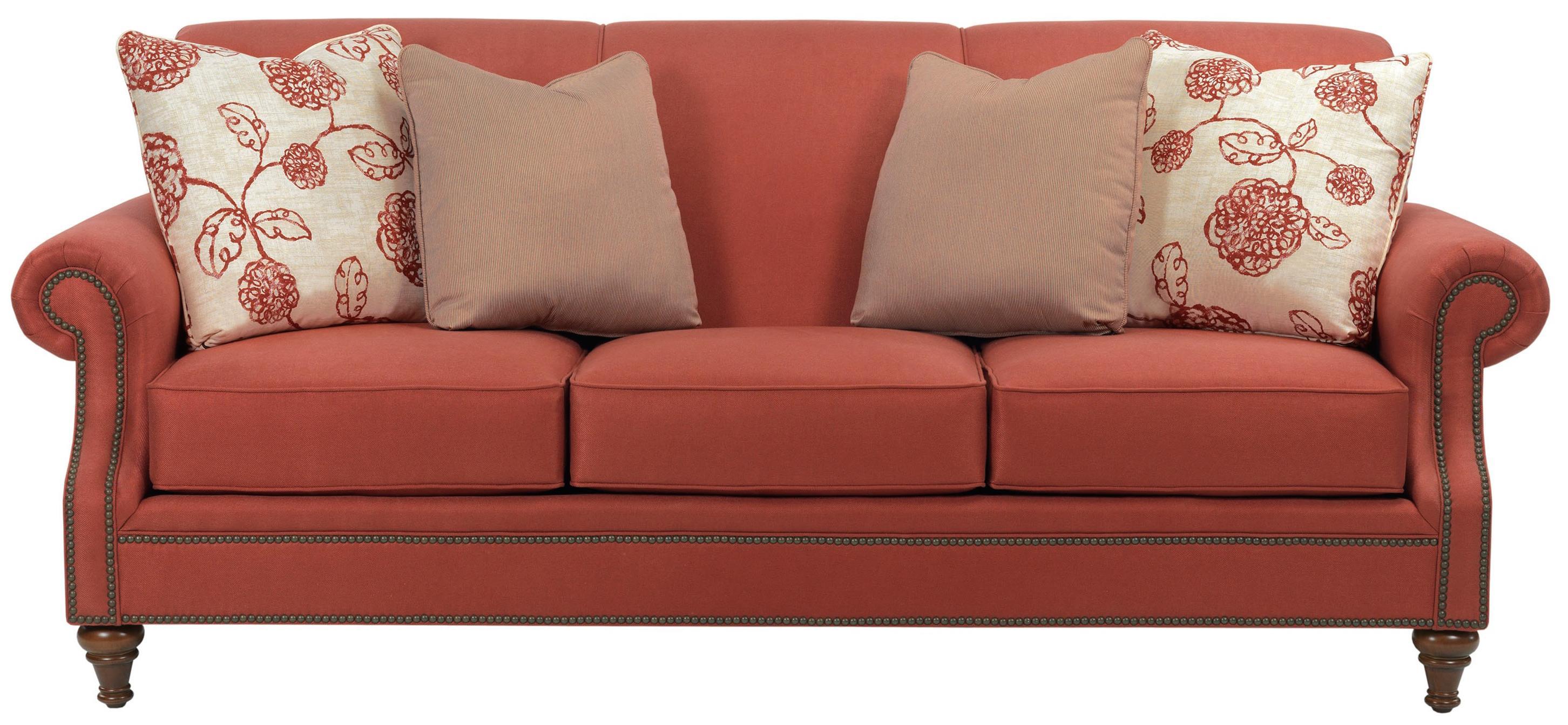 Broyhill Furniture Windsor Sofa - Item Number: 4250-3-4097-64
