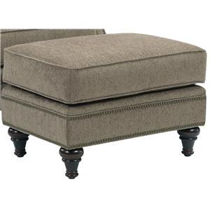 Broyhill Furniture Windsor Upholstered Ottoman