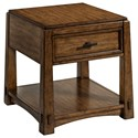 Broyhill Furniture Winslow Park  End Table - Item Number: 4604-002