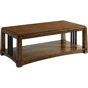 Broyhill Furniture Winslow Park  Rectangle Cocktail Table