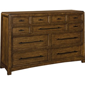 Broyhill Furniture Winslow Park  Drawer Dresser