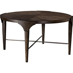 Broyhill Furniture Zachary Round Cocktail Table