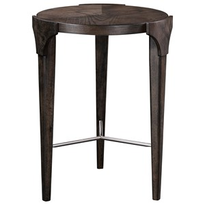 Broyhill Furniture Zachary Round Accent Table