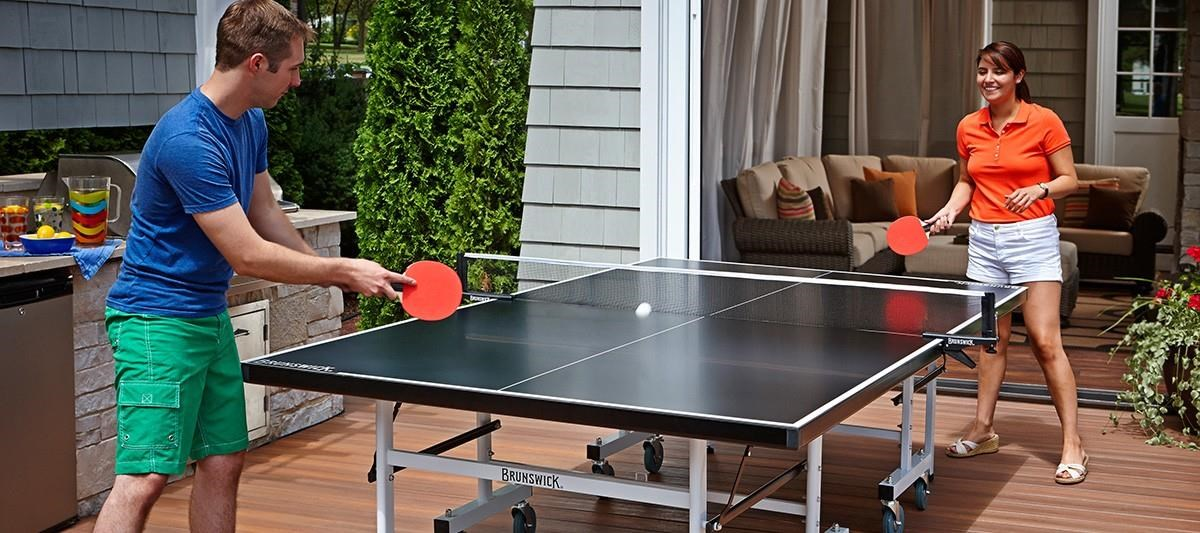 Smash 5.0 Indoor/Outdoor Table Tennis Table
