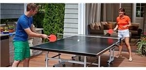 Brunswick Brunswick 2018 Smash 5.0 Indoor/Outdoor Table Tennis Table