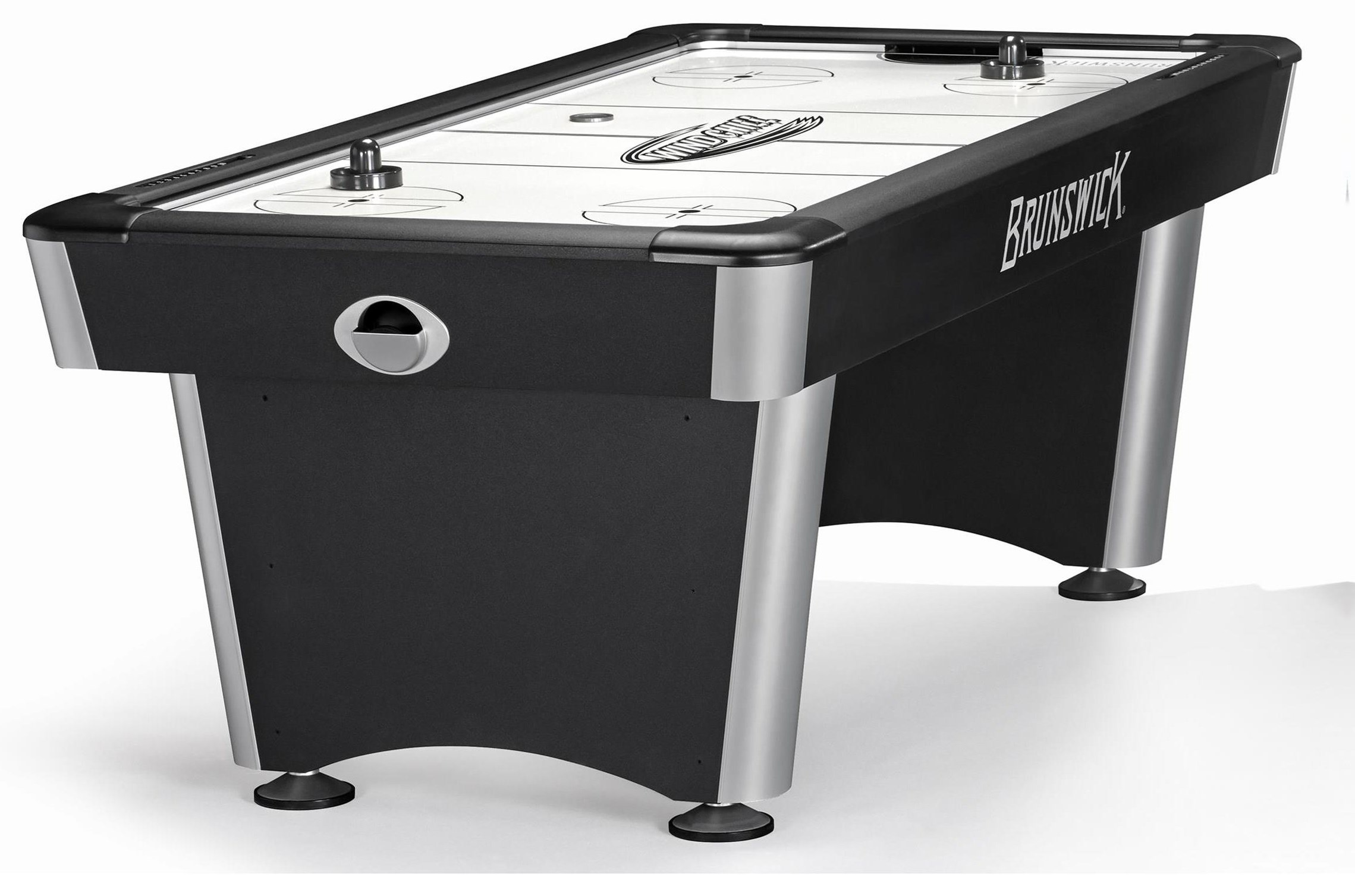Windchill Air Hockey Table w/ 7' Ping Pong C