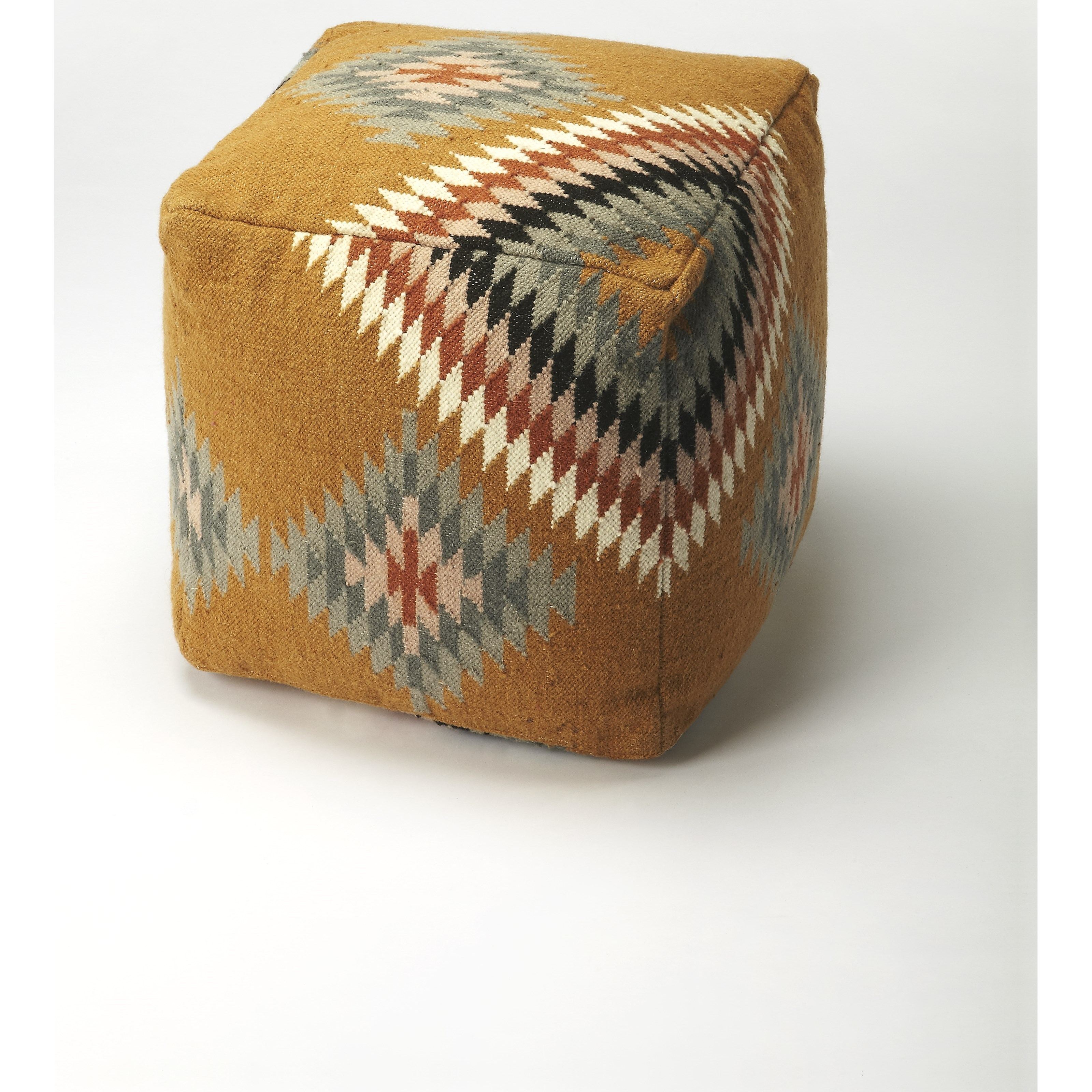 Butler Specialty Company Accent Seating Pouffe - Item Number: 3727120