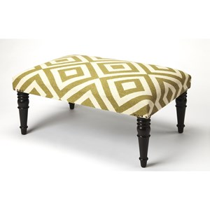 Butler Specialty Company Accent Seating Cocktail Ottoman