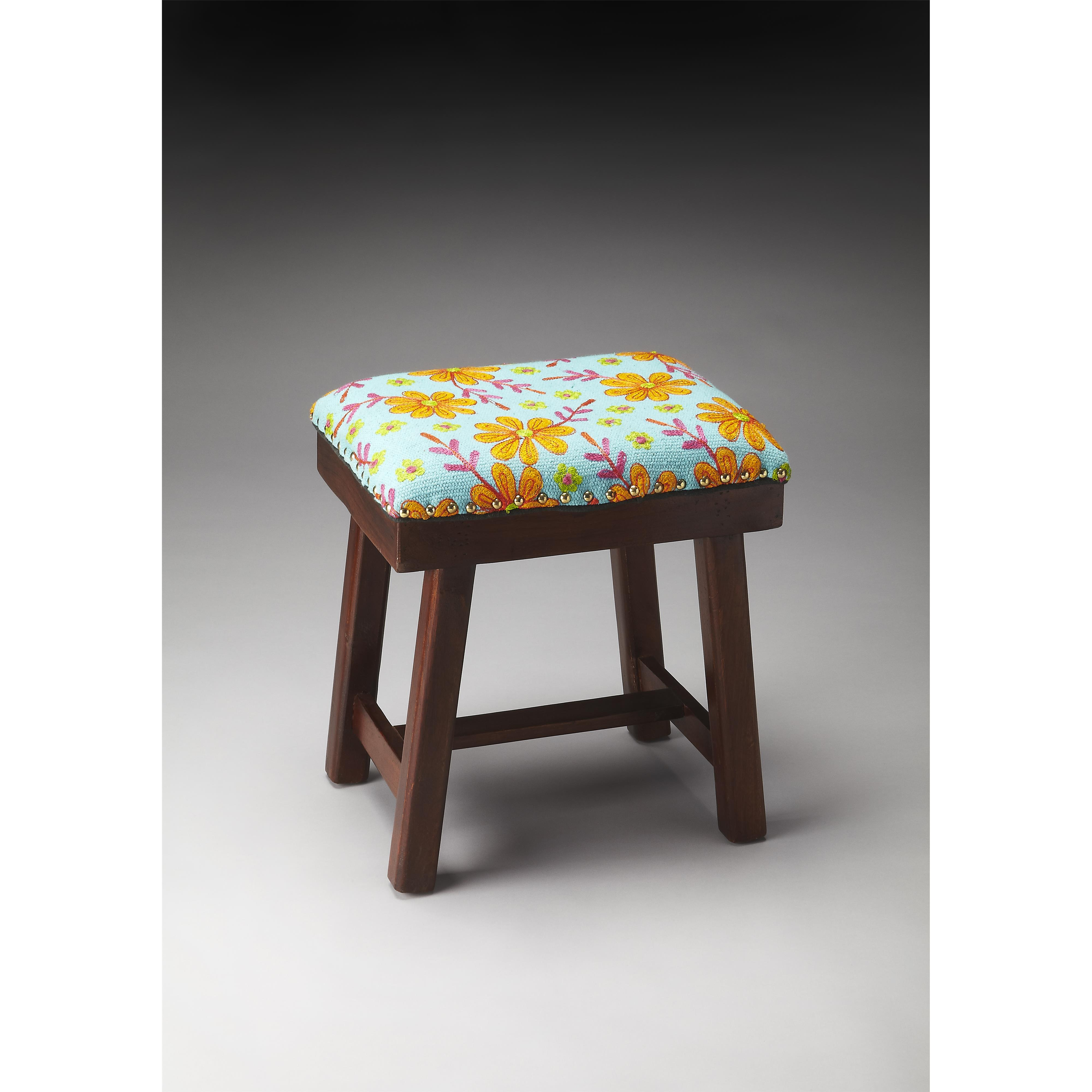 Butler Specialty Company Accent Seating Upholstered Stool - Item Number: 4295982