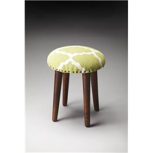 Butler Specialty Company Accent Seating Upholstered Stool