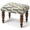 Butler Specialty Company Accent Seating Vanity Stool - Item Number: 4353291
