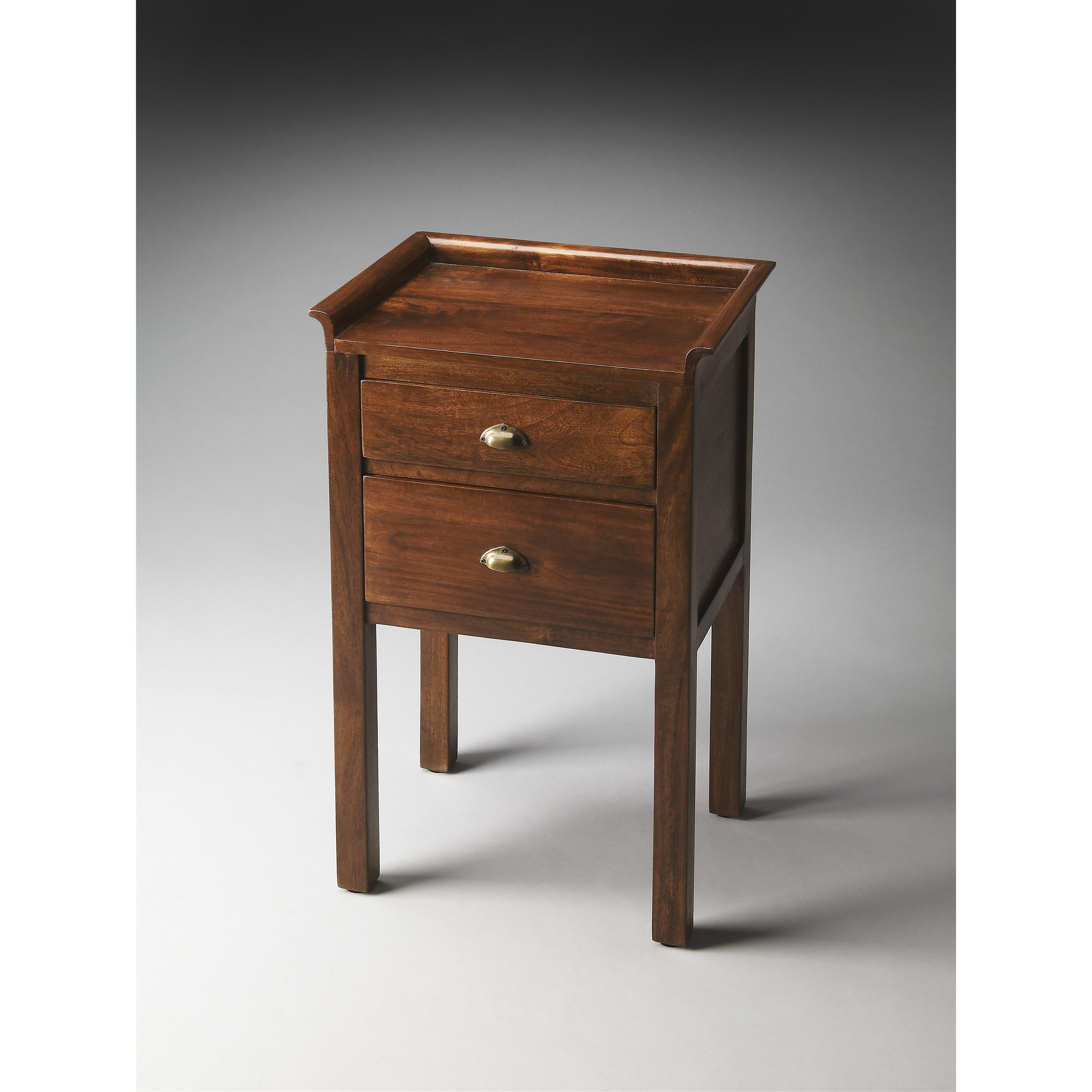 Butler Specialty Company Artifacts Side Table - Item Number: 1840290