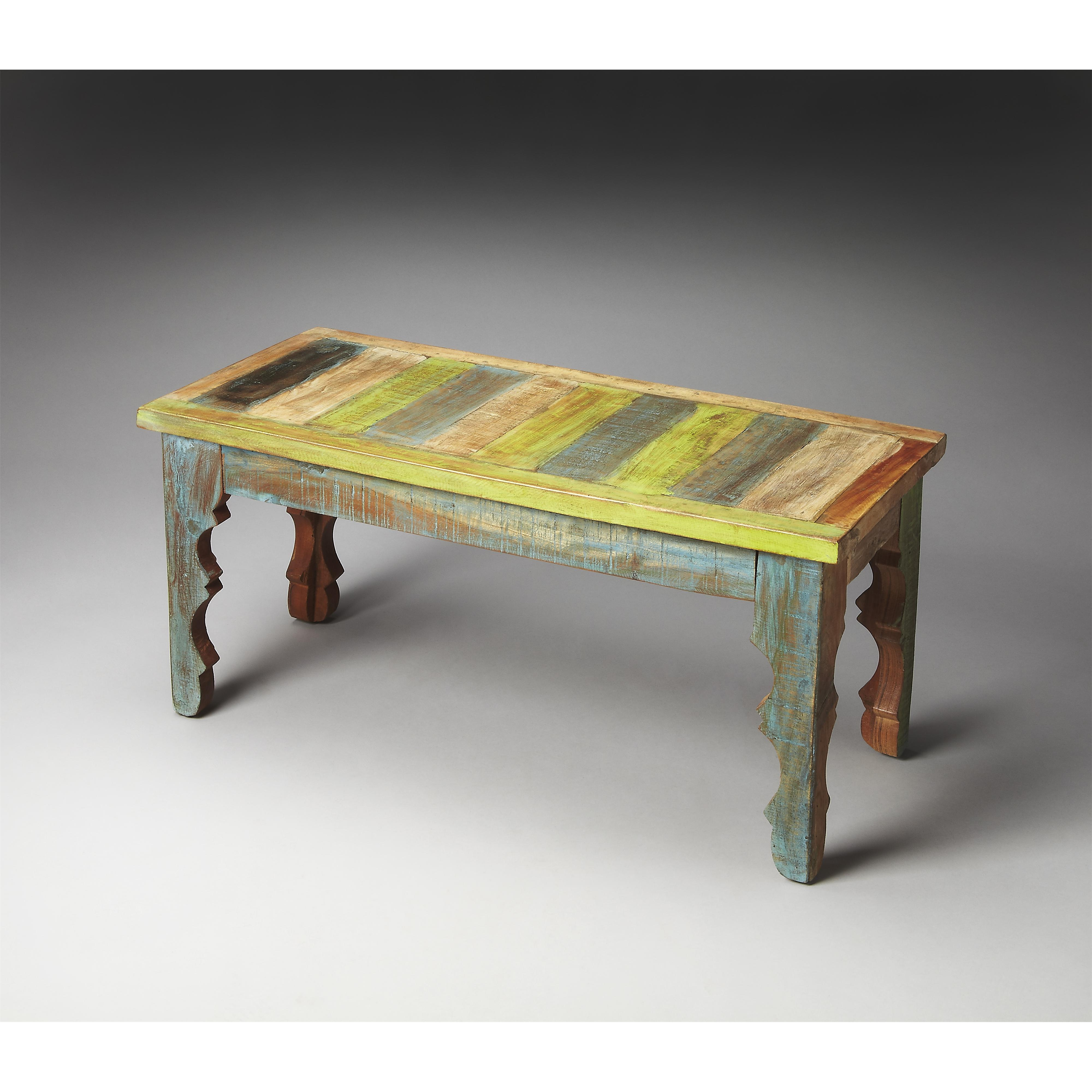 Artifacts Bench by Butler Specialty Company at Mueller Furniture