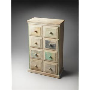 Butler Specialty Company Artifacts Drawer Chest