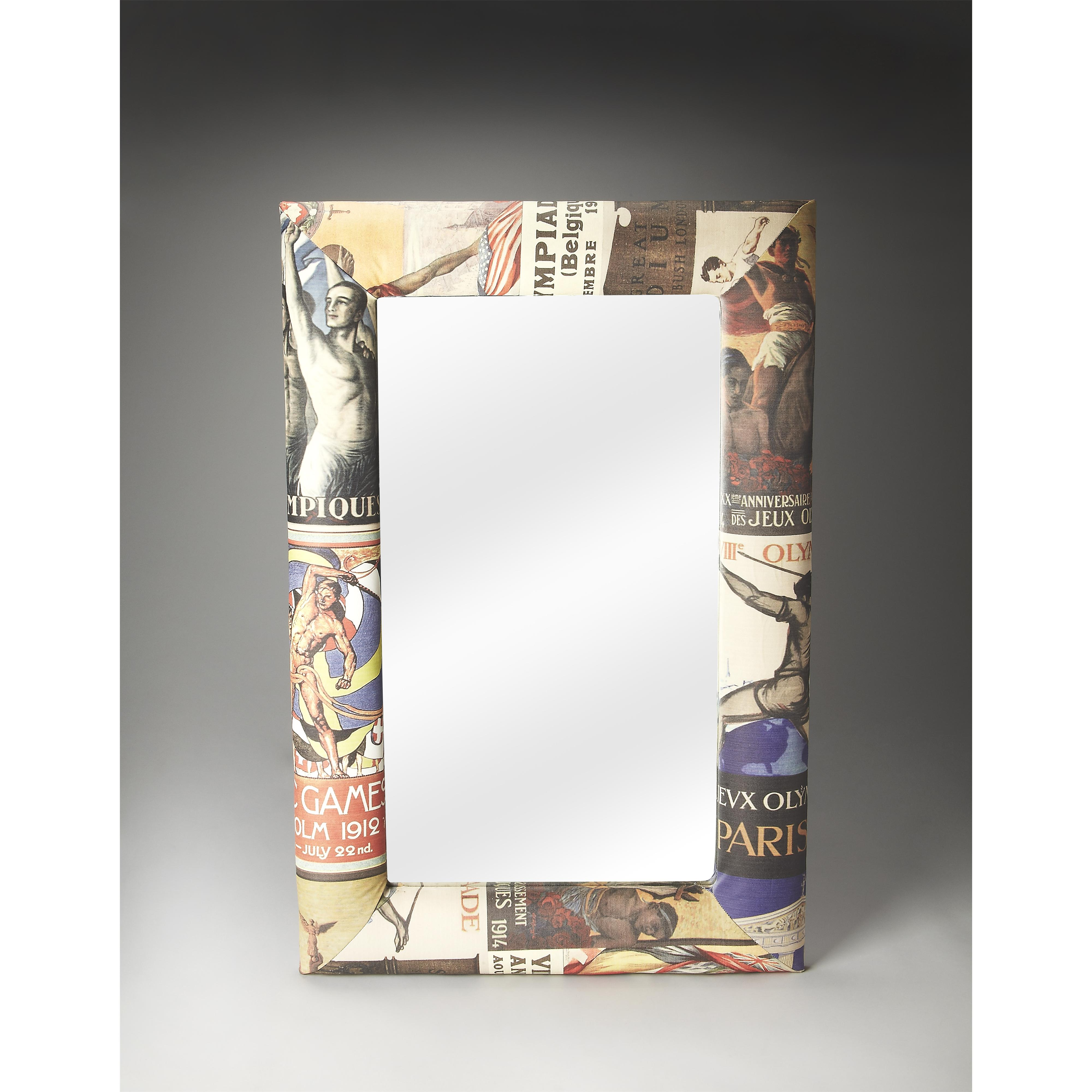 Artifacts Wall Mirror by Butler Specialty Company at Mueller Furniture