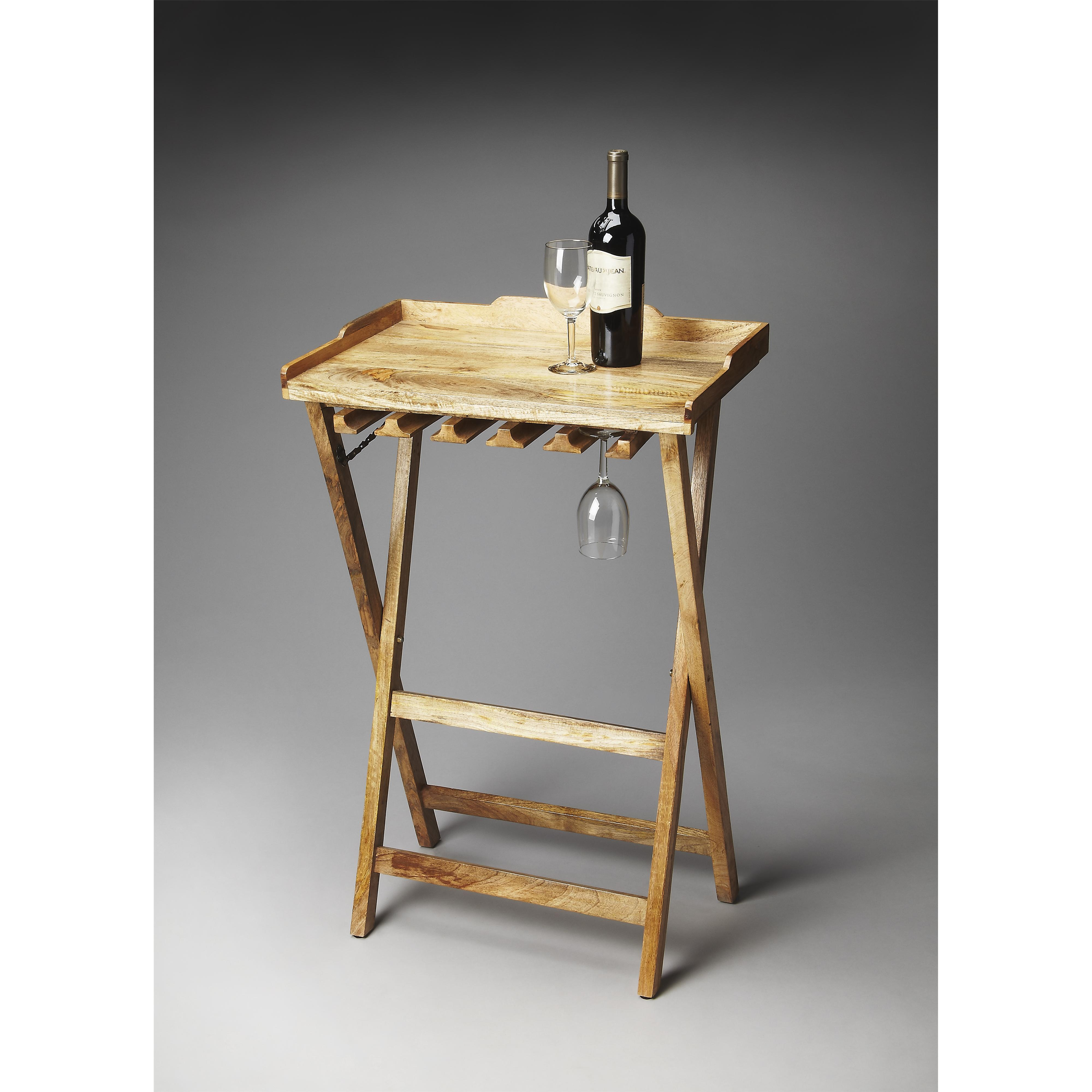 Butler Specialty Company Artifacts Folding Wine Rack - Item Number: 2775290