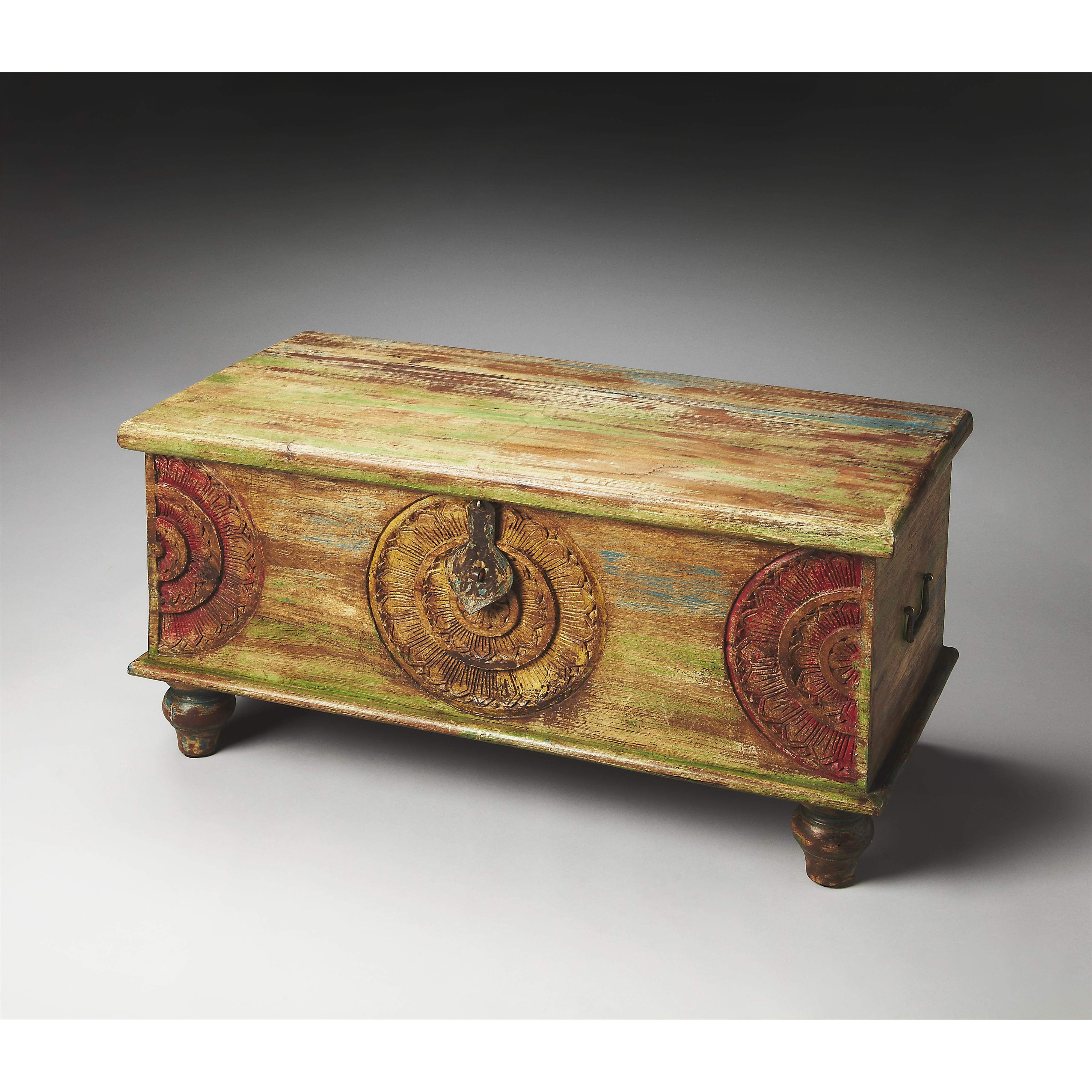 Butler Specialty Company Artifacts Trunk Cocktail Table - Item Number: 3140290