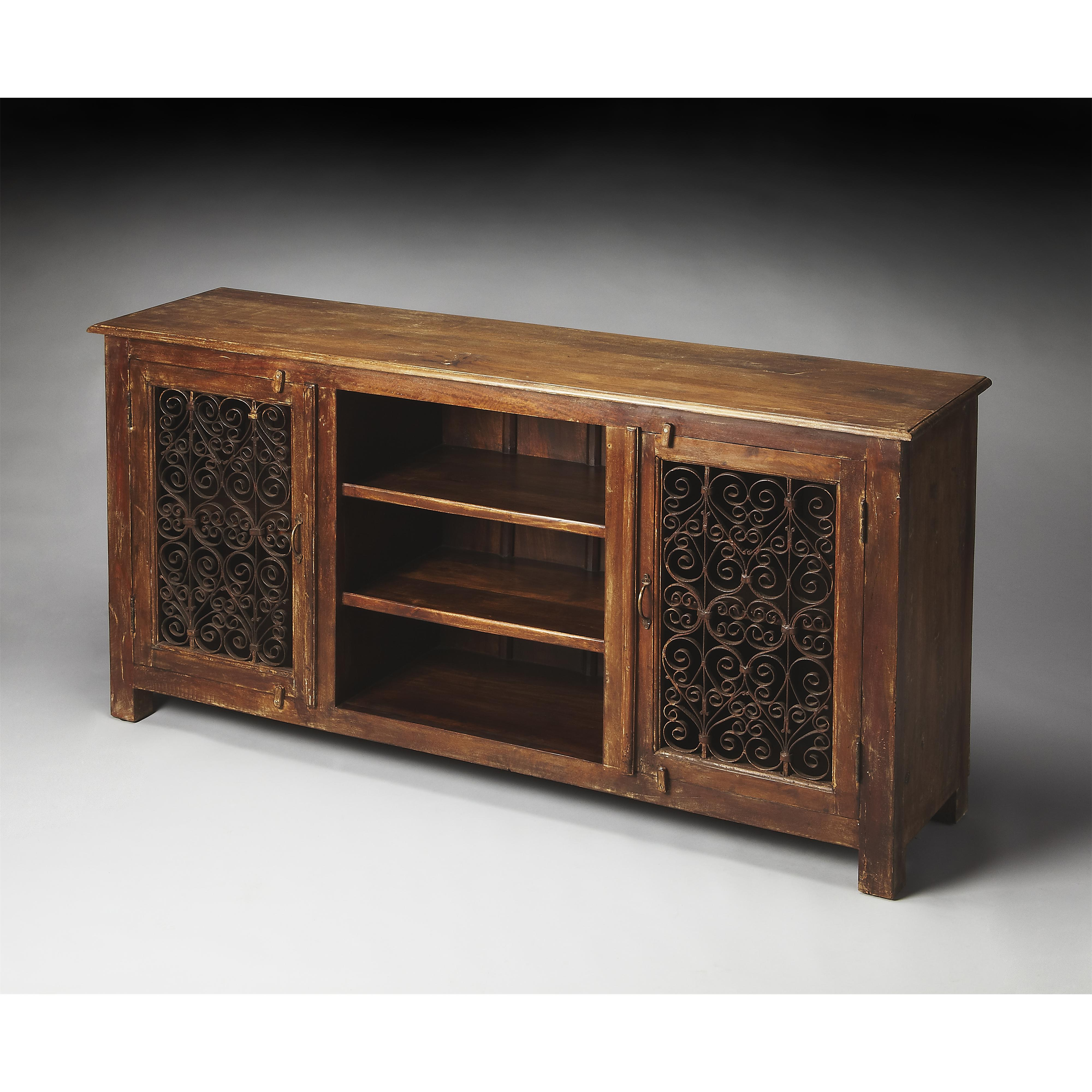 Butler Specialty Company Artifacts Console Cabinet - Item Number: 3171290