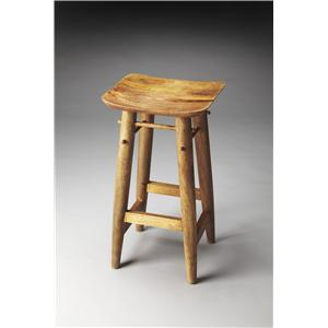 Butler Specialty Company Artifacts Bar Stool