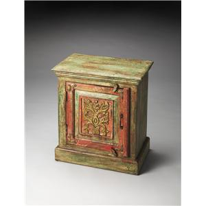 Butler Specialty Company Artifacts Accent Cabinet
